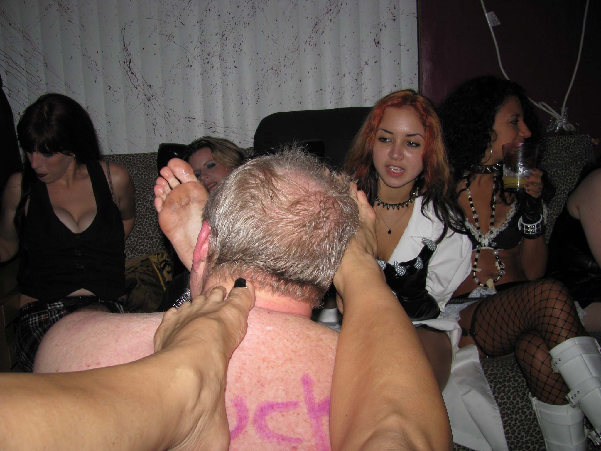 Foot Fetish Party 63